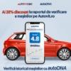 Parteneriat Autovit.ro – autoDNA