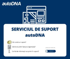 SERVICIUL DE SUPORT autoDNA